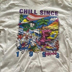 brandy melville john galt chill since 1993 hawaii